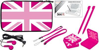 Full Pack Bigben Essential XL - UK Girlie (pink...