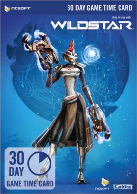WildStar 30 Tage Timecard (PC)