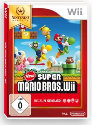 New Super Mario Bros. Selects (WII)