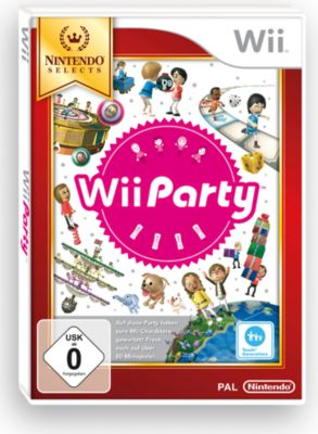Wii Party Selects (WII)