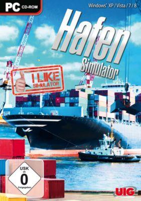 I like Simulator - Hafen Simulator (PC) 1496174000