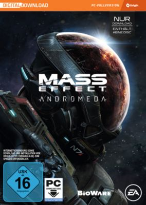 Mass Effect Andromeda (Code only) (PC)