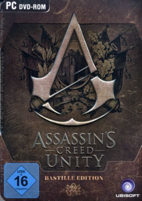 Assassin&#39s Creed Unity Bastille Edition (PC)