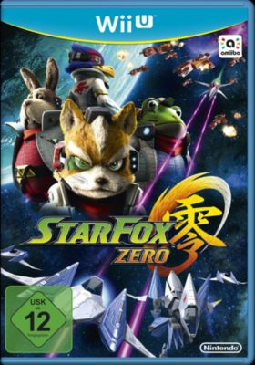 Star Fox Zero (WIIU)