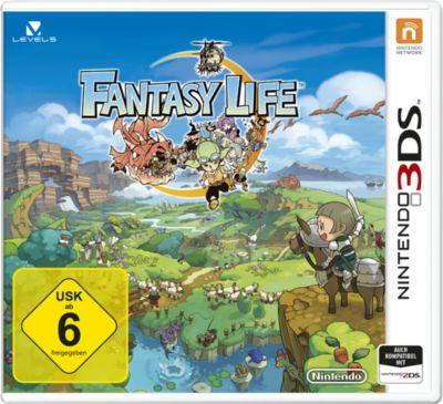 Fantasy Life (3DS)