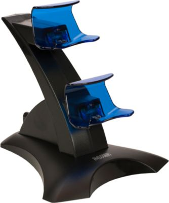 Games Power Ladestation (Dual Charge Stand) (PS4)