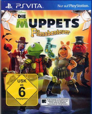 Die Muppets: Filmabenteuer (PSV)