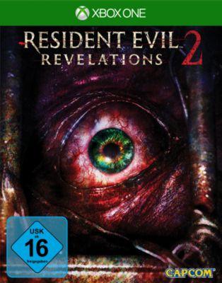 Resident Evil: Revelations 2 (XONE)