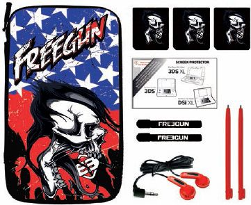 Bigben Essential XL Freegun Full Pack (3DS)