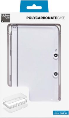 Bigben Polycarbonat Case (crystal) new 3DS XL (...