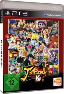 Plus J-Stars Victory Vs+ (PS3)