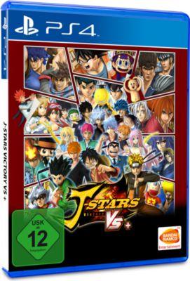 Plus J-Stars Victory Vs+ (PS4)