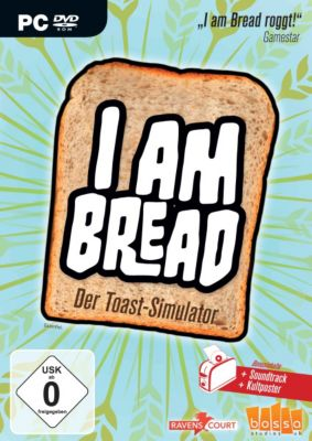 Plus I am Bread: Der Toast-Simulator (PC)