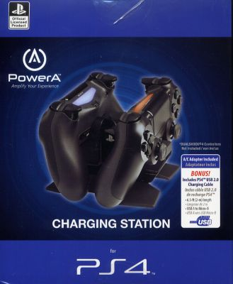 Gioteck Double Charger Ladestation (PS4)