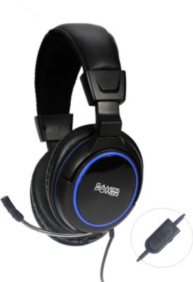 Games Power Command Gaming Headset (PS4)