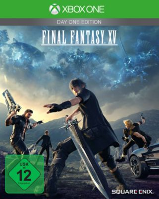 Final Fantasy XV (DayOne Edition) (XONE)