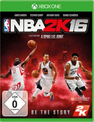 NBA 2K16 DayOne Edition (XONE)