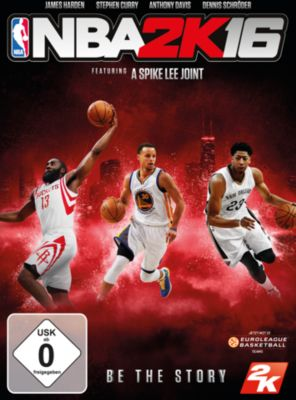 NBA 2K16 DayOne Edition (DLC Only) (PC)