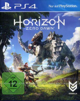 Horizon Zero Dawn (PS4)