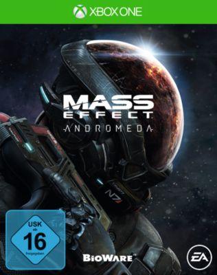 Mass Effect Andromeda (XONE)