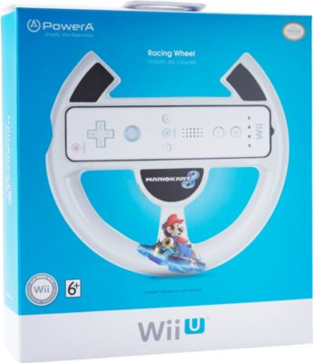 Lenkrad PowerA Mario Kart 8 Racing Wheel (WIIU)