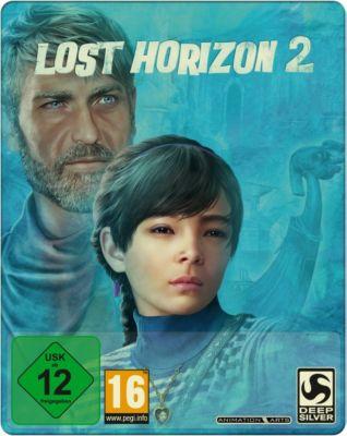 Lost Horizon 2 (Steelbook) (PC)