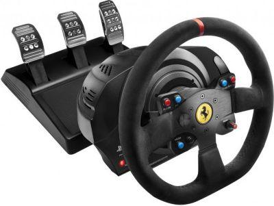 T300 Ferrari Integral Racing Lenkrad Alcantara Edition (PS4 PS3 PC)