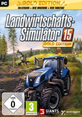 Landwirtschafts-Simulator 15 Gold Edition (PC)