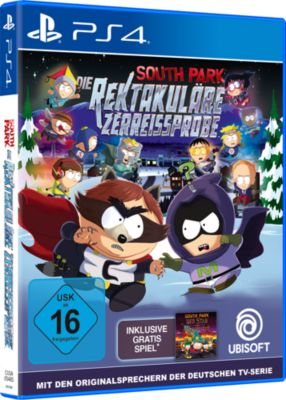 South Park: Die Rektakuläre Zerreißprobe (PS4)