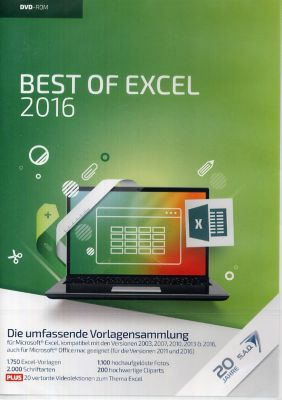 Best of Excel 2016 (PC)