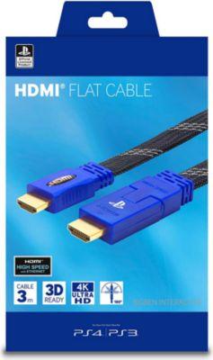 HDMI-Kabel BigBen High Speed HDMI Flat Cable 3 ...