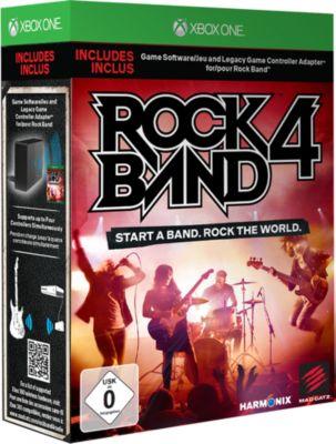Rock Band 4 + Xone Adapter (XONE)