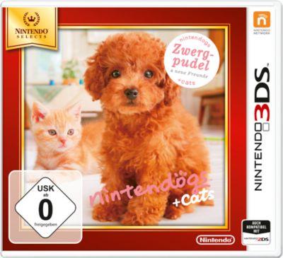 Nintendogs + cats: Zwergpudel und neue Freunde ...