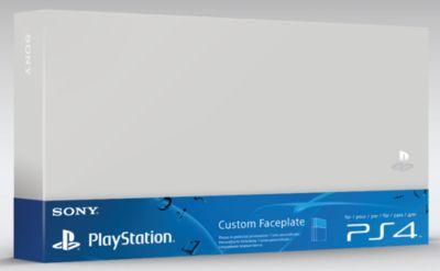Festplattenabdeckung Sony silber (PS4)
