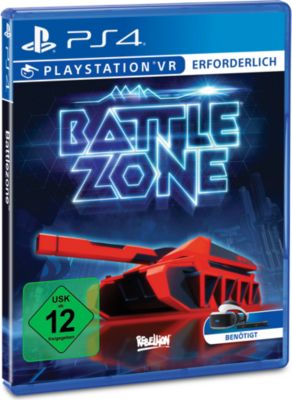 Battlezone (VR only) (PS4)
