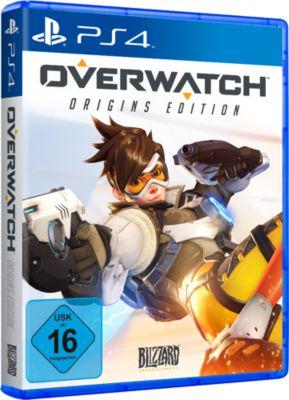 Overwatch: Origins Edition (PS4)