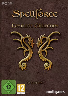 Spellforce Complete Edition 2nd Edition (PC)
