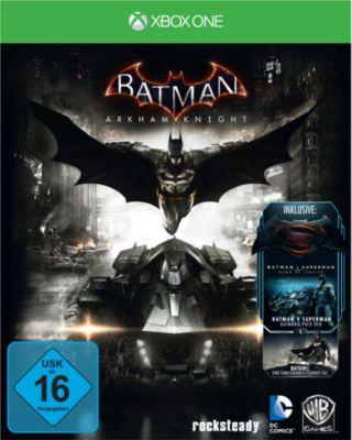 Batman: Arkham Knight (Sonder-Edition) (XONE)