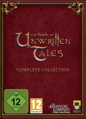 The Book of unwritten Tales: Complete Collectio...