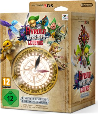 Hyrule Warriors Legends Limited Edition (3DS)