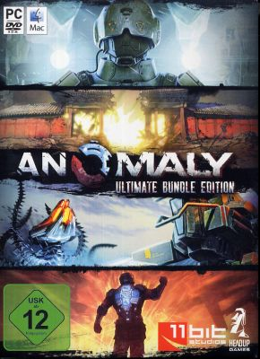 Anomaly Ultimate (Preisgranate) (PC)
