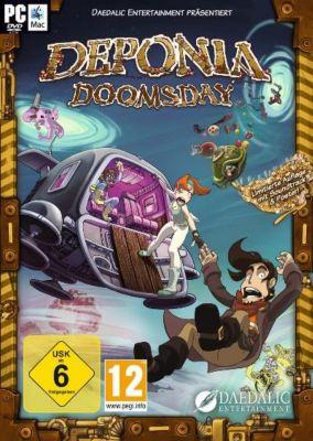 Deponia Doomsday Special Edition (PC)