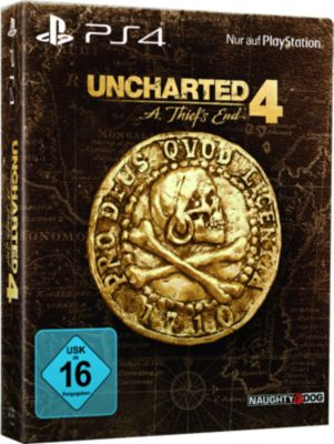 Uncharted 4: A Thief&#39s End Special Edition (...