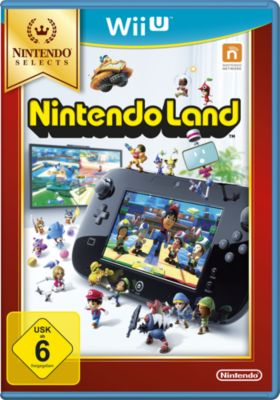 Nintendo Land Nintendo Selects (WIIU)