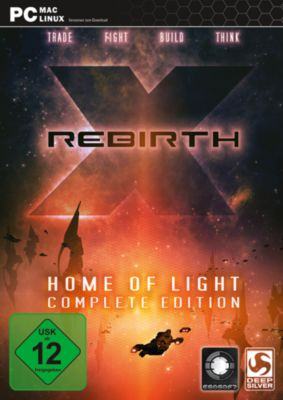 Plus X Rebirth: Home of Light (PC)