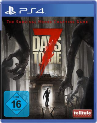 Plus 7 Days to Die (PS4)