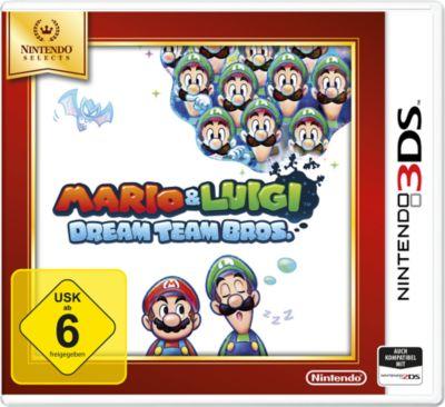 Mario & Luigi: Dream Team Bros. Selects (3DS)