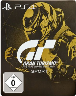 Gran Turismo Sport Special Edition Steelbook (GT Sport) (PS4) - Preisvergleich