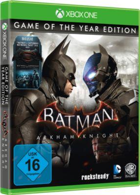 Batman: Arkham Knight GOTY (XONE)