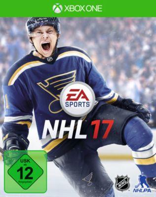NHL 17 (XONE)